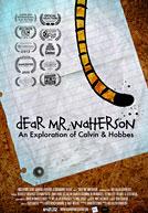 DearMrWatterson-poster